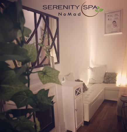Serenity spa nomad spa 49 w 27th st in new york city for 27th street salon