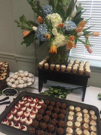 Sherman, TX: We are a full line catering company, gifts, wine and gourmet food boutique!