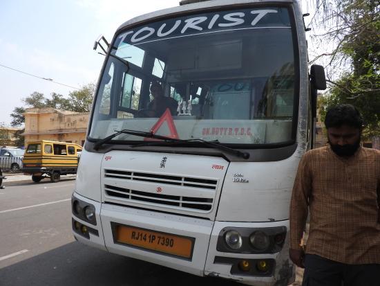 Jodhpur City Tour By Bus