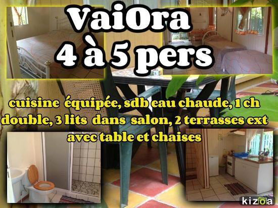 Petit Bonjour Le Matin Picture Of Fare Maheata Pihaena