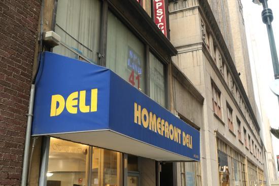 Homefront Deli