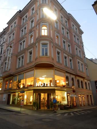 Hotel Beethoven Wien Review