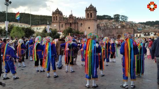 Fiesta en el Cusco - Picture of Inkana Travel, Cusco