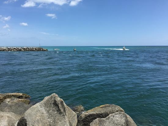 Jupiter, FL: beautiful water and boats