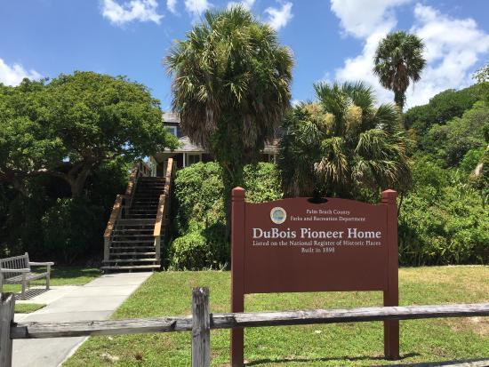 Jupiter, Floryda: DuBois Pioneer Home