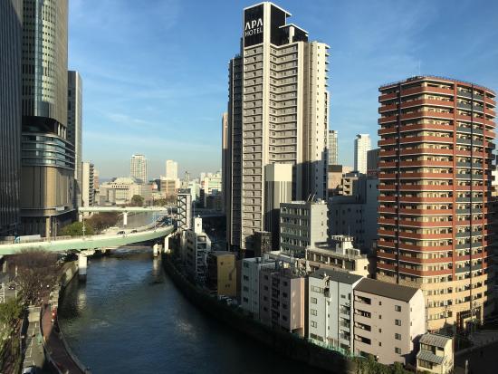 Picture Of Mitsui Garden Hotel Osaka Premier Kita Tripadvisor