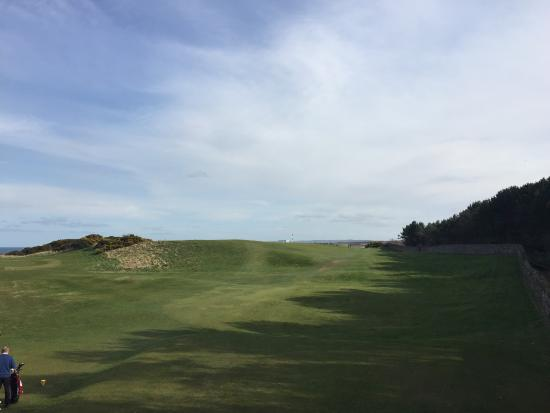 Dunbar Golf Club: Every location on every hole is picturesque.