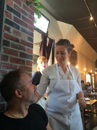 Bella Trattoria: Helt Otroligt 👌🏼  Servicen utmärkt... Mat & Dryck Smakade utsökt.. Väldigt Italienskt! Besök d