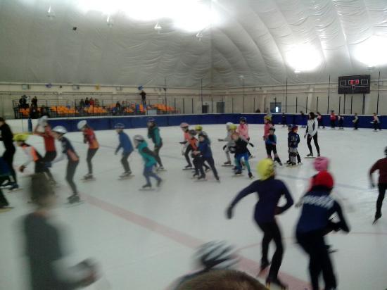 Champion Ice Dome