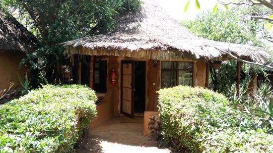 Foto de Amboseli Sopa Lodge