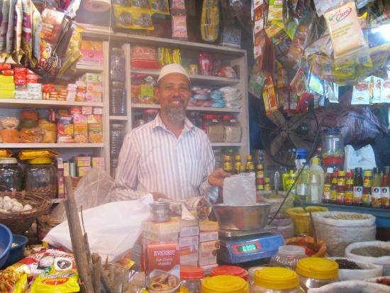 Margao, India: find this guy for your spices