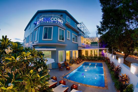 The Blue Corner Boutique Hotel Phnom Penh