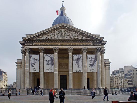 Hotel Saint Pierre : Panthéon