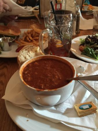 The Bavarian Lodge: Goulash