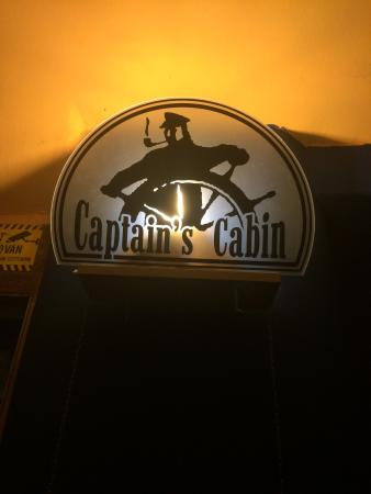 ‪Captain's Cabin‬