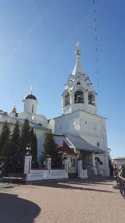 Temple of the Mortyr Nikita: Храм Великомученика Никиты в Швивой горке