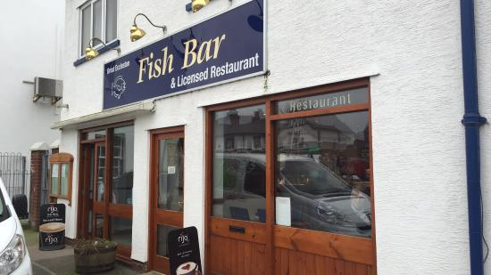 The Great Eccleston Fish Bar