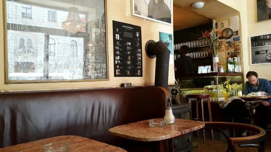 Cafe Kafka Vienna