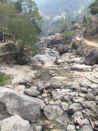Sundarijal Water Falls