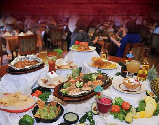 love their buffet style ob weekends review of los cucos mexican rh tripadvisor co nz