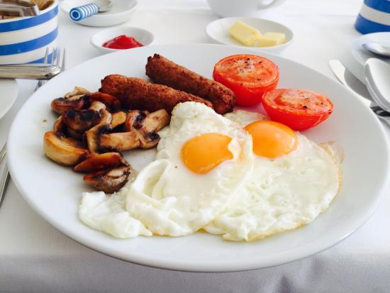 The Rosemary: Delicious Veggie Breakfast!
