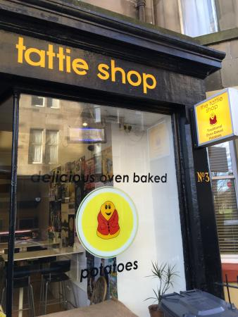 Not Just The Tattie Shop