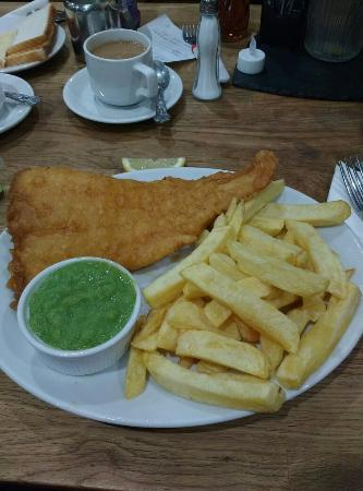 The Almighty Cod: Best fish and chips in area