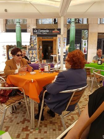 Cafetería Tapería La Terracita