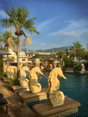 Graceland Resort Phuket Family Room