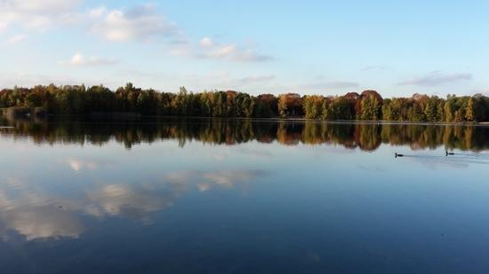 Westerhoven, Pays-Bas: second lake