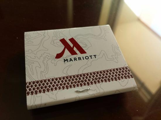 Cairo Marriott Hotel & Omar Khayyam Casino: اللوقو