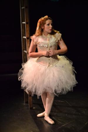 The Attic Theatre: Phantom of the Opera 2014