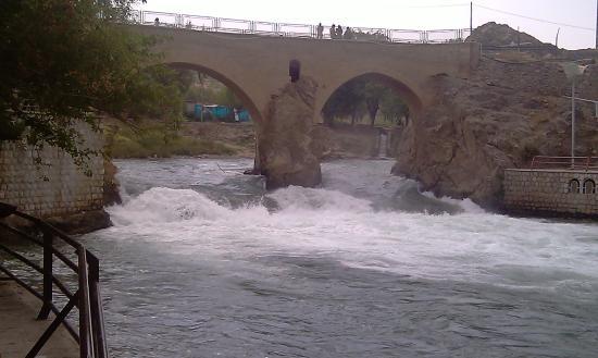 Shahr Kord, Ιράν: Zaman Khan bridge