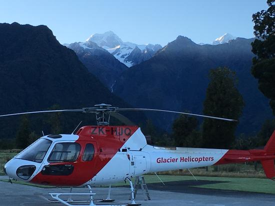 Glacier Helicopters: Great day 17/3/16 Thank you Duncan for looking after us on the Glacier, it was an amazing experi