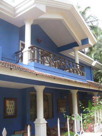 "Presa di Goa Country House: Balcony of room ""Marigold"""