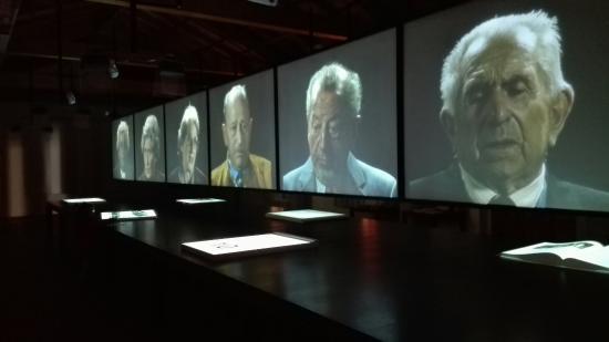 Fosdinovo, Olaszország: Museo audiovisivo della Resistenza