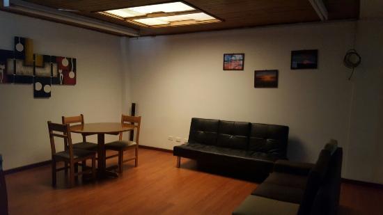 North House Hostel: Vista Hostal North House