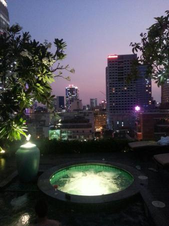 銀地酒店及水療照片