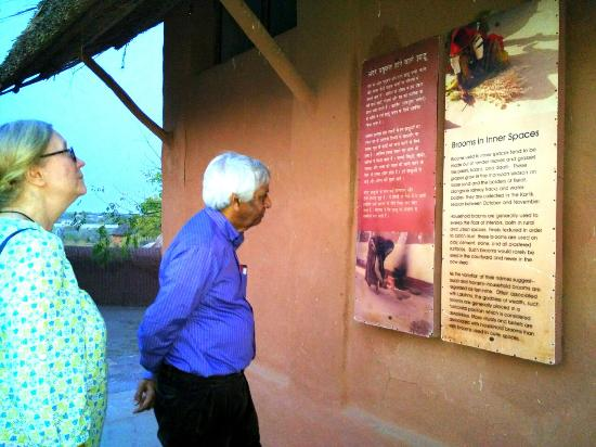 Arna Jharna: The Thar Desert Museum of Rajasthan: Foreign Visitor