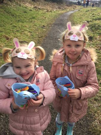 Bolton, UK: Easter Hunt Treats