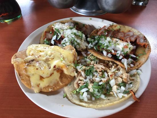 Pepe's taco: Great place
