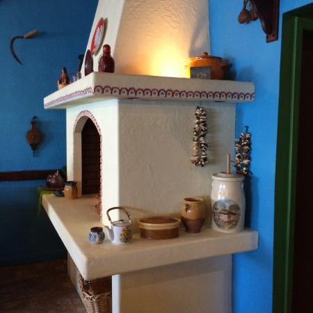 inside fireplace picture of polish cottage tucson tripadvisor rh tripadvisor com
