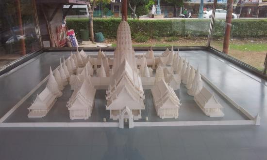 Temple of the Royal Restoration (Wat Ratchaburana) : WT 38