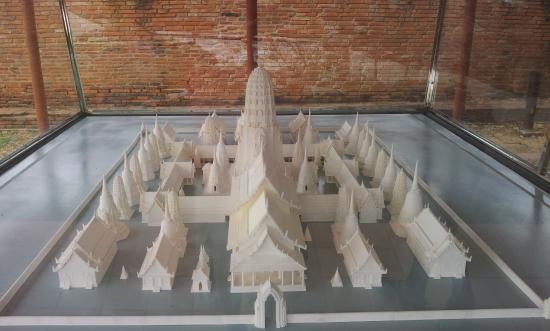 Temple of the Royal Restoration (Wat Ratchaburana) : WT 39