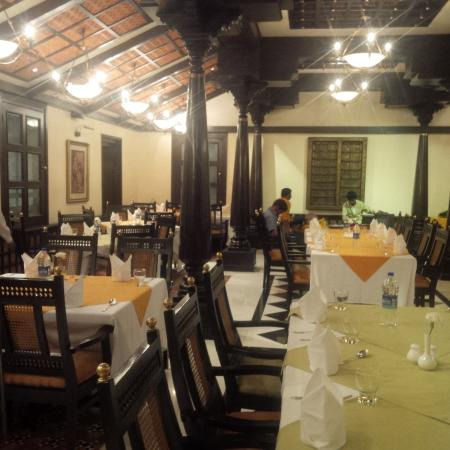 Southern Aroma's : view of dining hall