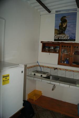 Posada del Caminante : Мини-кухня