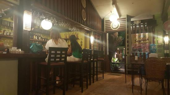 Coron Village Bar and Resto: I dont even want to look at this picture as dont want to remember...