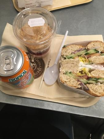 Photo of Restaurant Bagelstein at 50 Rue De L Arbre Sec, Paris 75001, France