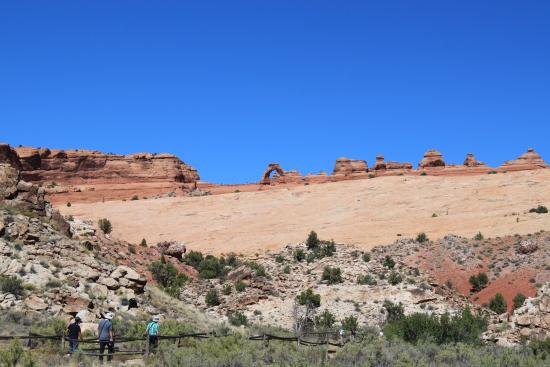 Lower Delicate Arch Viewpoint
