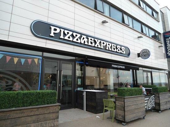 Pizza Express New Brighton 8 Marine Point Kings Parade
